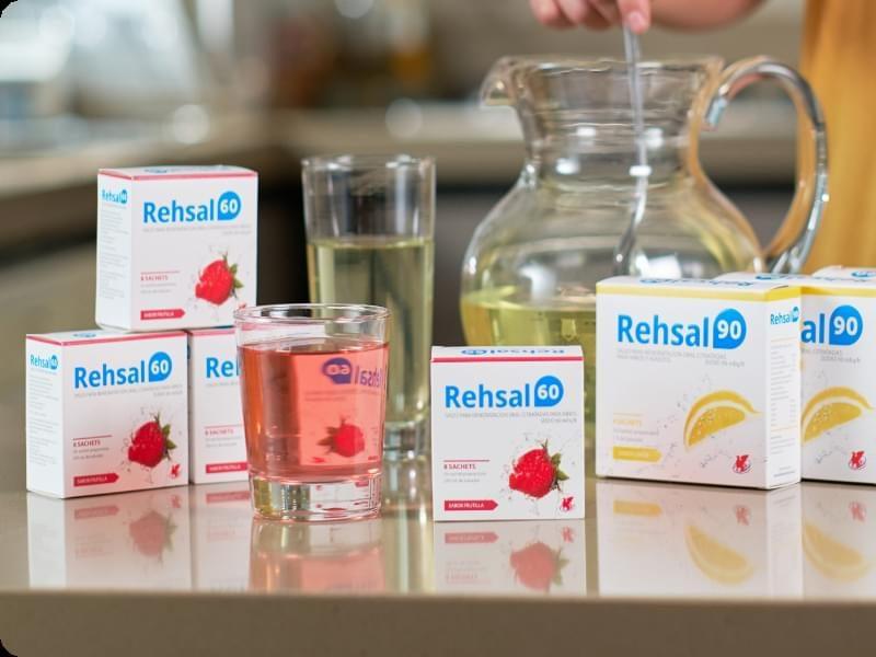 cajas de rehsal